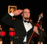 Drum Major, Jer James