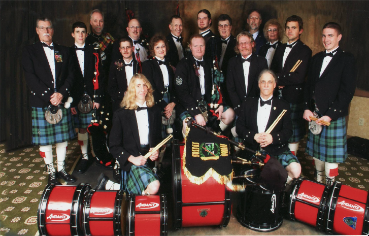 January 2009 - Annual Robert Burns Celebration
