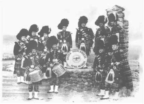 Sierra Highlanders Pipe Band
