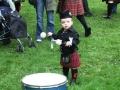 A wee drummer